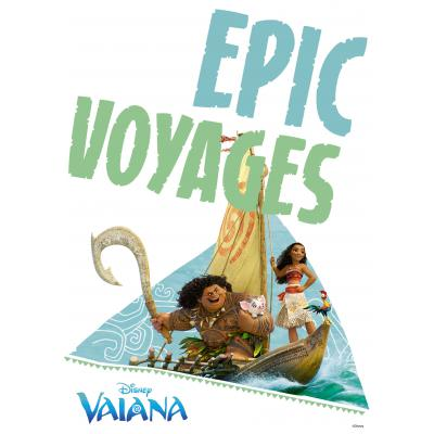 Vaiana and friends 2