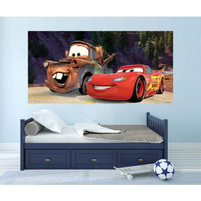 McQueen and Mater 5