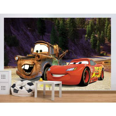 McQueen and Mater 2