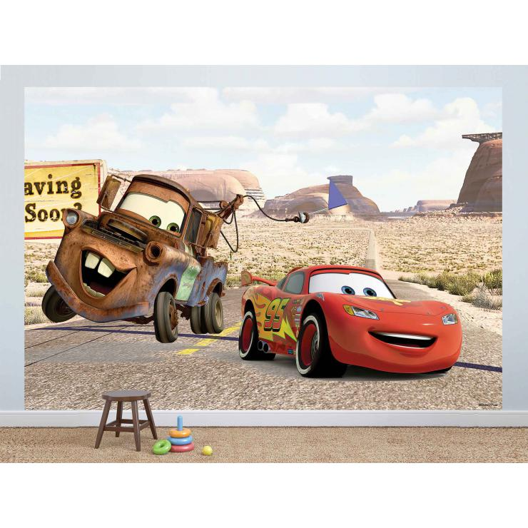 Cooldecor Mcqueen And Mater